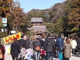 神社 お寺 初詣