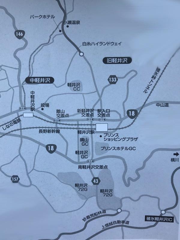 クワガタの採集場所・長野県