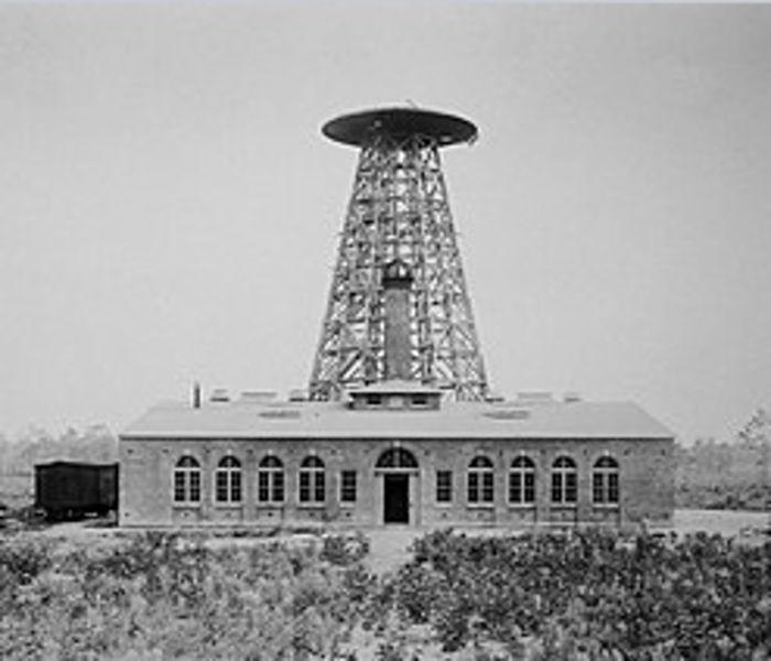 ニコラ・テスラ 無線送電