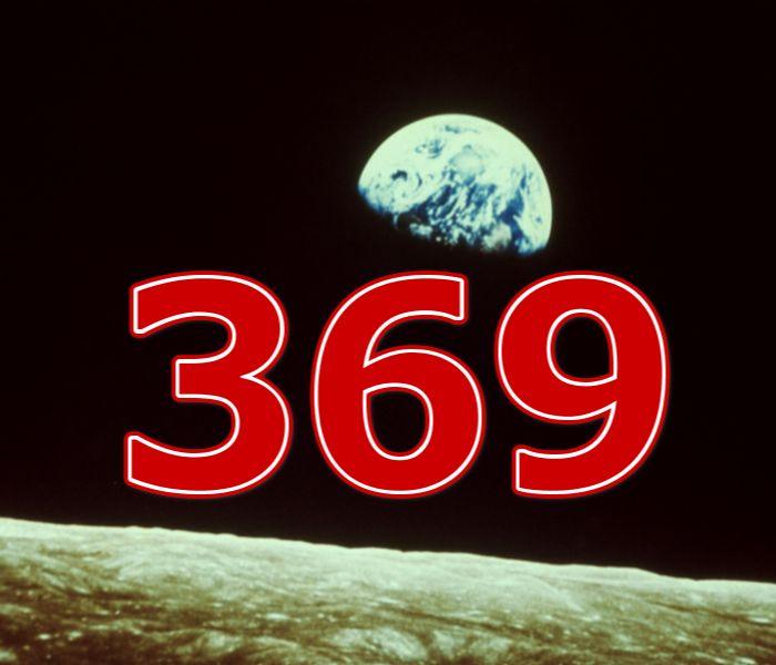 369 ラッキーナンバー